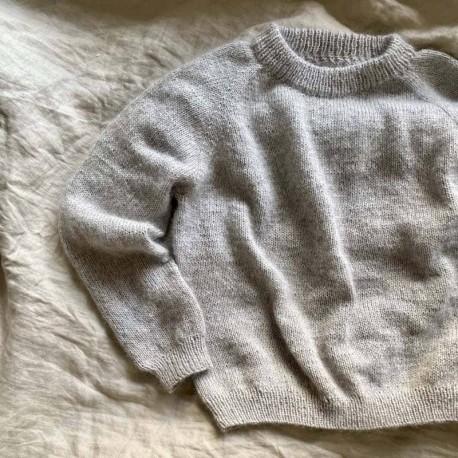 It's not a Sweatshirt Knitting for Olive Strickset