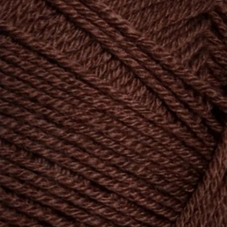 Sandnes Sunday Mork Brun 3072 Detail