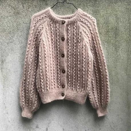 Knitting for Olive Waffle Cardigan
