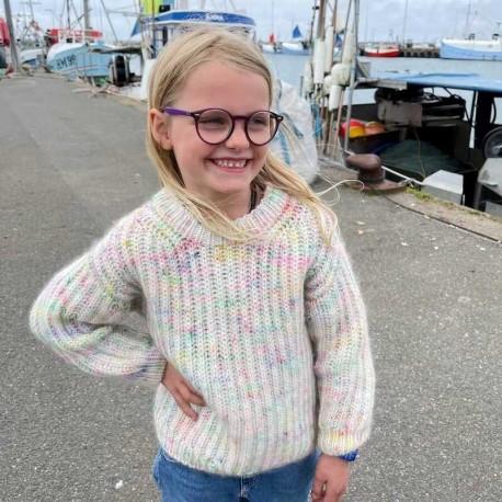 September Sweater Junior PetiteKnit