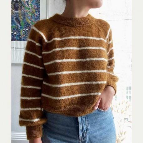 Novemberknits Sunde Sweater Strickset