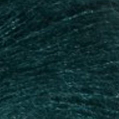 Sandnes Tynn Silk Mohair Dyp Petrol 7272 Detail