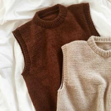 My Favourite Things Knitwear - Vest No 1 Strickkit