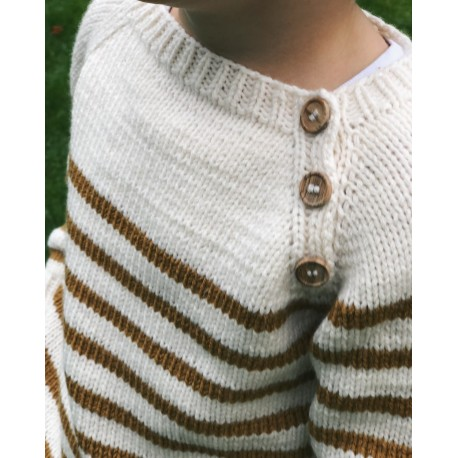 PetiteKnit - Seaside Sweater [Strickset]