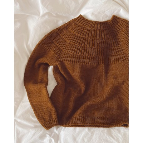 PetiteKnit - Ankers Pullover My Size