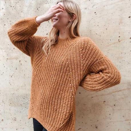 Lia Lykke The Fisherman's Rib Sweater Strickkit