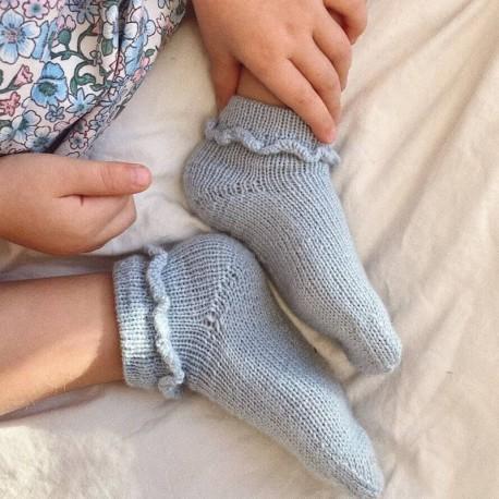 Petite Knit - Ruffle Socks Junior