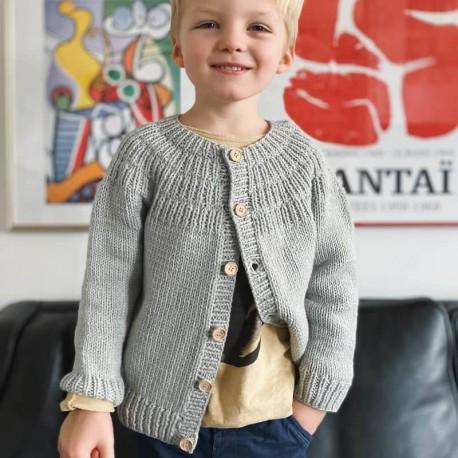 Petite Knit Ankers Jacke