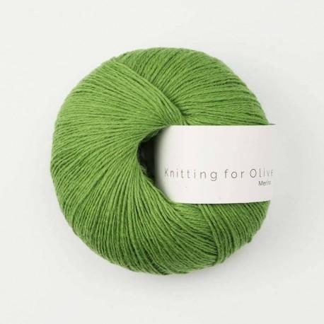 Knitting for Olive Merino Clover Green