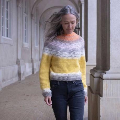 Anne Ventzel Badger and Bloom Sweater