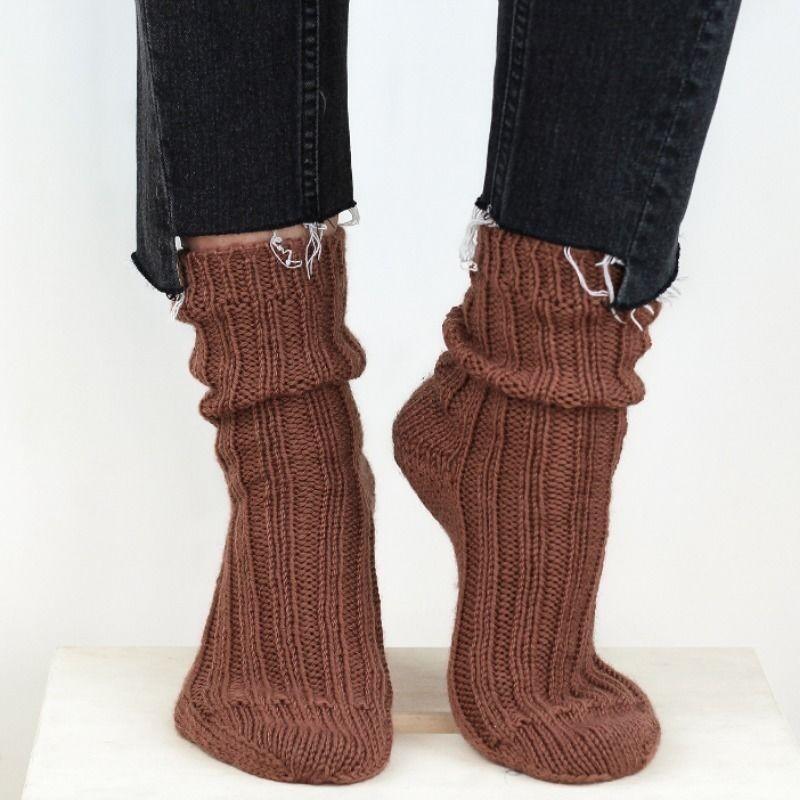 Paula_m Basic Socken