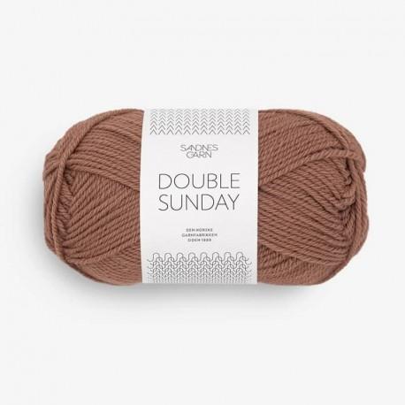 Sandnes Double Sunday Nougat 3552