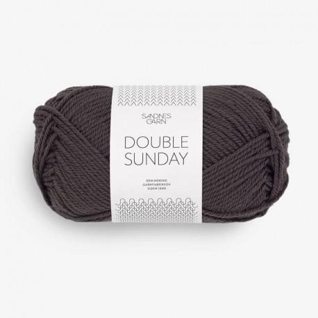 Sandnes Double Sunday Brun Lakris 3890