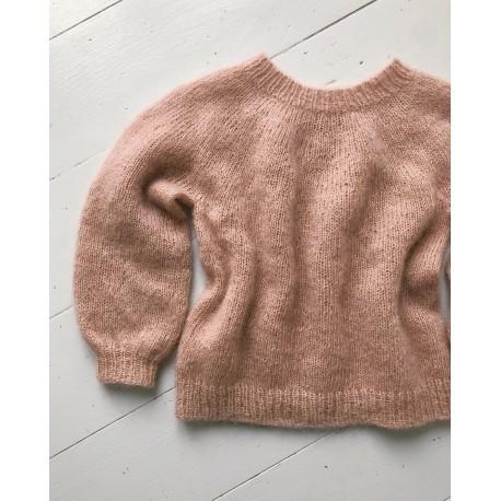 PetiteKnit - Novice Sweater Junior Mohair