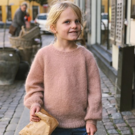 PetiteKnit - Novice Sweater Junior Mohair