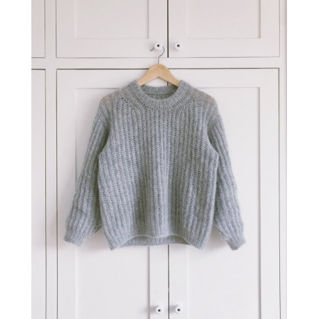PetiteKnit - September Sweater