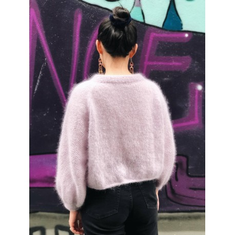 Novemberknits Shine Sweater