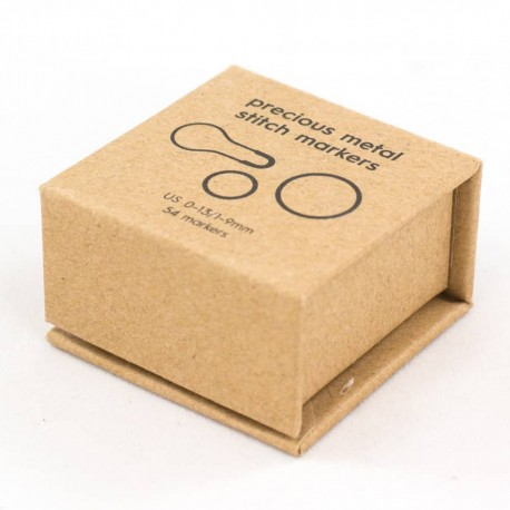Cocoknits Precious Metal Stitch Markers Maschenmarkierer