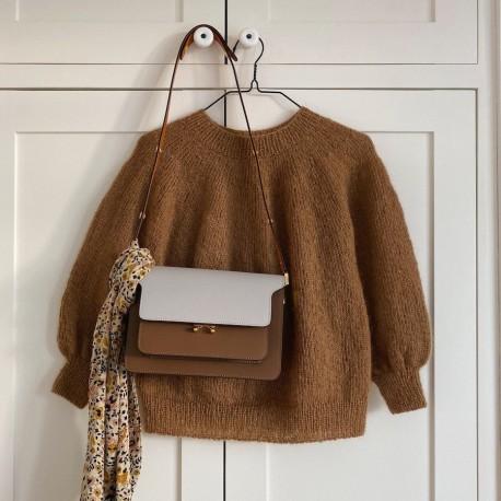PetiteKnit Novice Sweater Mohair Edition