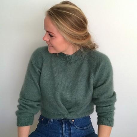 Rilleruth Twist Sweater