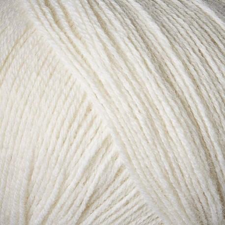 Knitting for Olive Merino - Natural White Detail