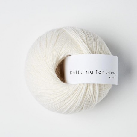 Knitting for Olive Merino - Natural White