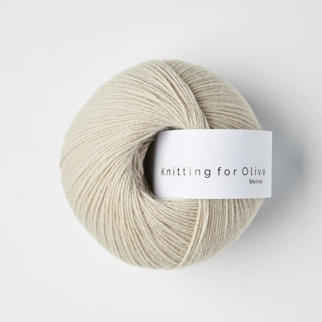 Knitting for Olive Merino Marcipan