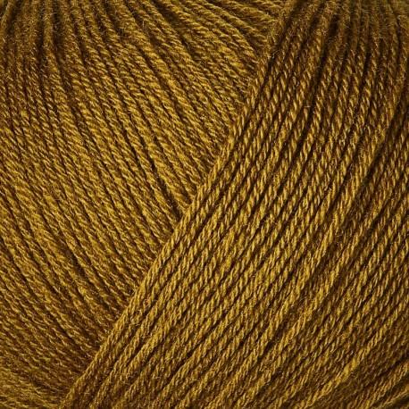 Knitting for Olive Merino Dark Ocher Detail