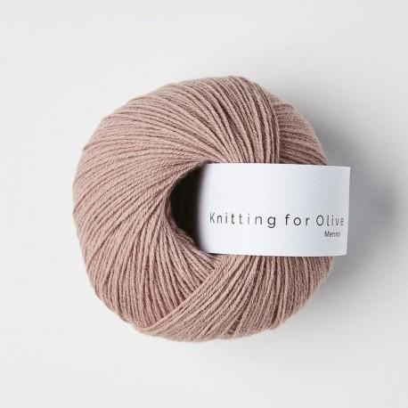 Knitting for Olive Merino Dusty Rose