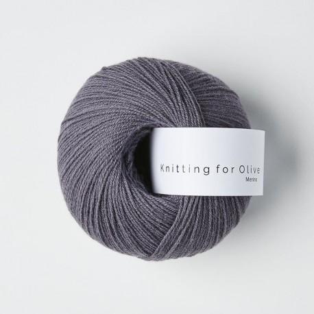 Knitting for Olive Merino Dusty Violette