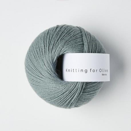 Knitting for Olive Merino Dusty Aqua