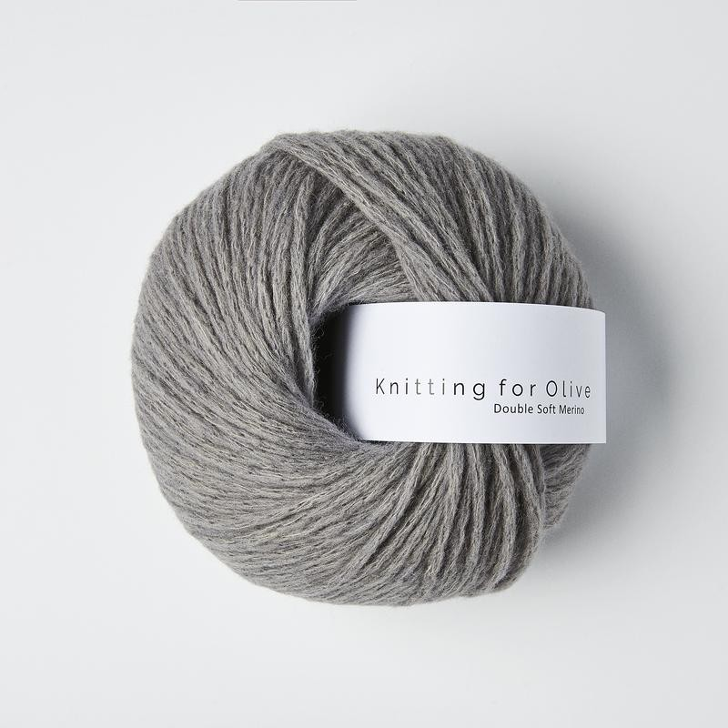 Knitting for Olive Double Soft Merino Lead