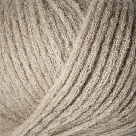 Knitting for Olive Double Soft Merino Oatmeal Detail