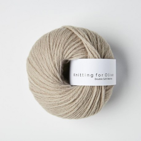 Knitting for Olive Double Soft Merino Oatmeal