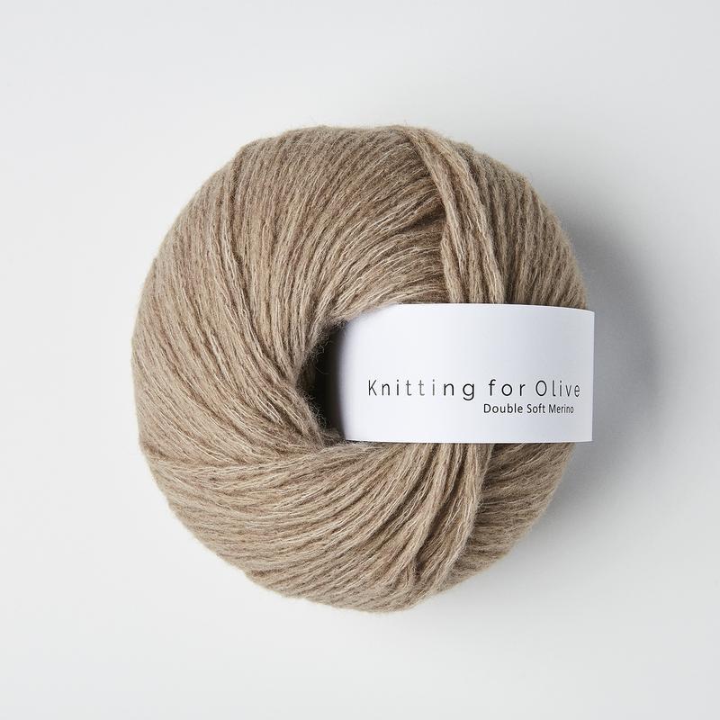 Knitting for Olive Double Soft Merino Hazel