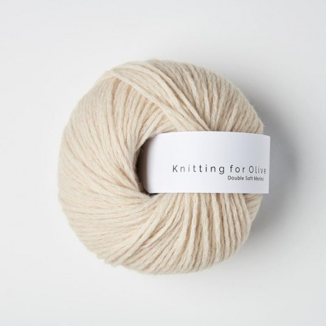 Knitting for Olive Double Soft Merino Powder