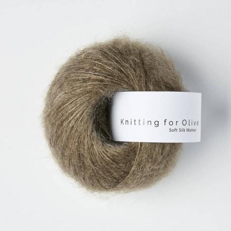 Knitting for Olive Soft Silk Mohair Hazel