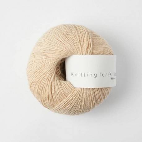 Knitting for Olive Merino Soft Peach