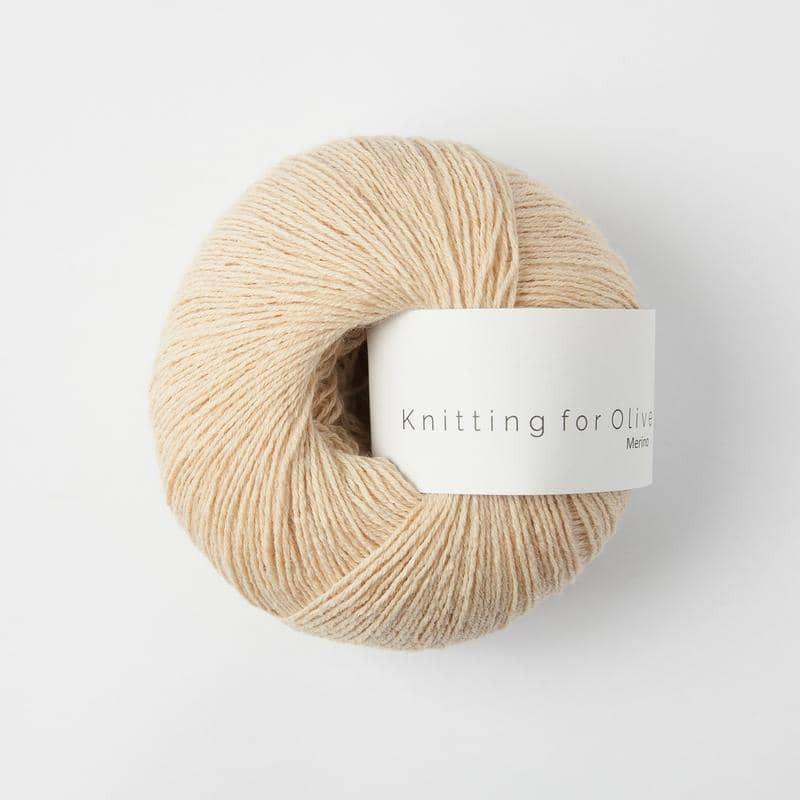 Knitting for Olive Merino Soft Peach