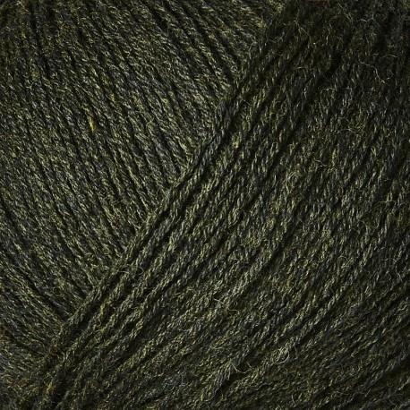 Knitting for Olive Slate Green Detail