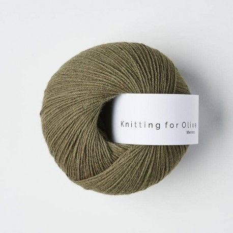 Knitting for Olive Dusty Olive