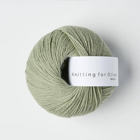 Knitting for Olive Merino Dusty Artichoke