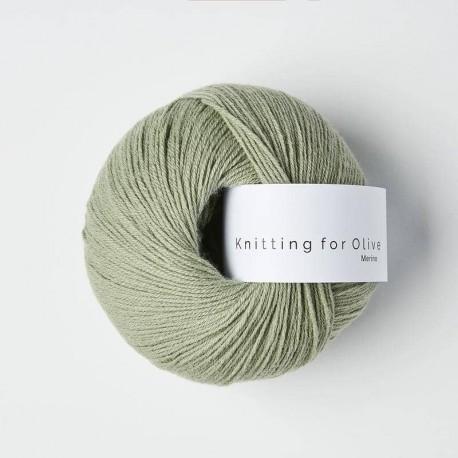 Knitting for Olive Merino Dusty Artichoke