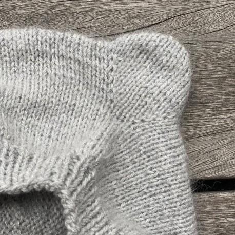 Baby Bear Balaclava Knitting for Olive