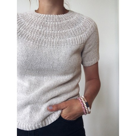 PetiteKnit - Ankers Sommerbluse