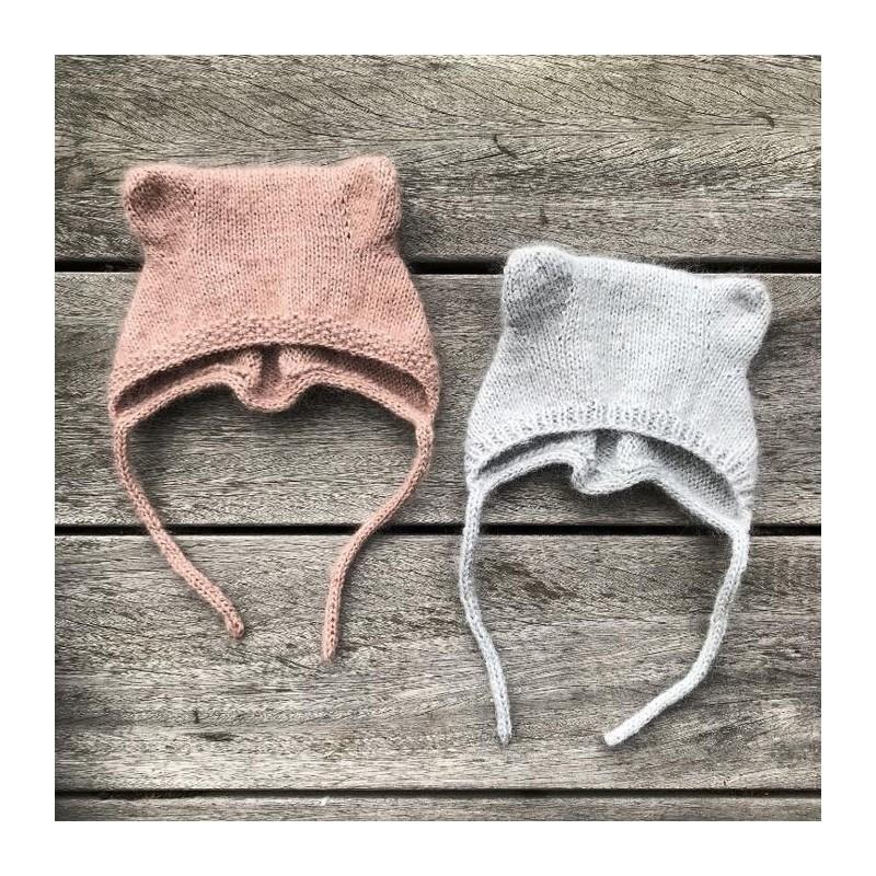 Baby Bear Mütze Knitting for Olive