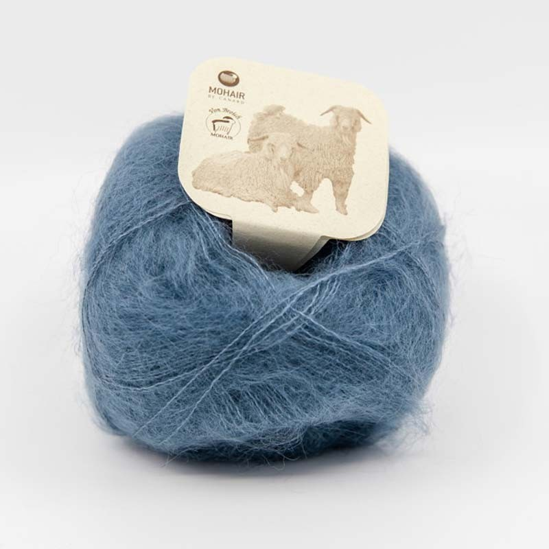 Mohair by Canard Brushed Lace Bla Skygge 3002