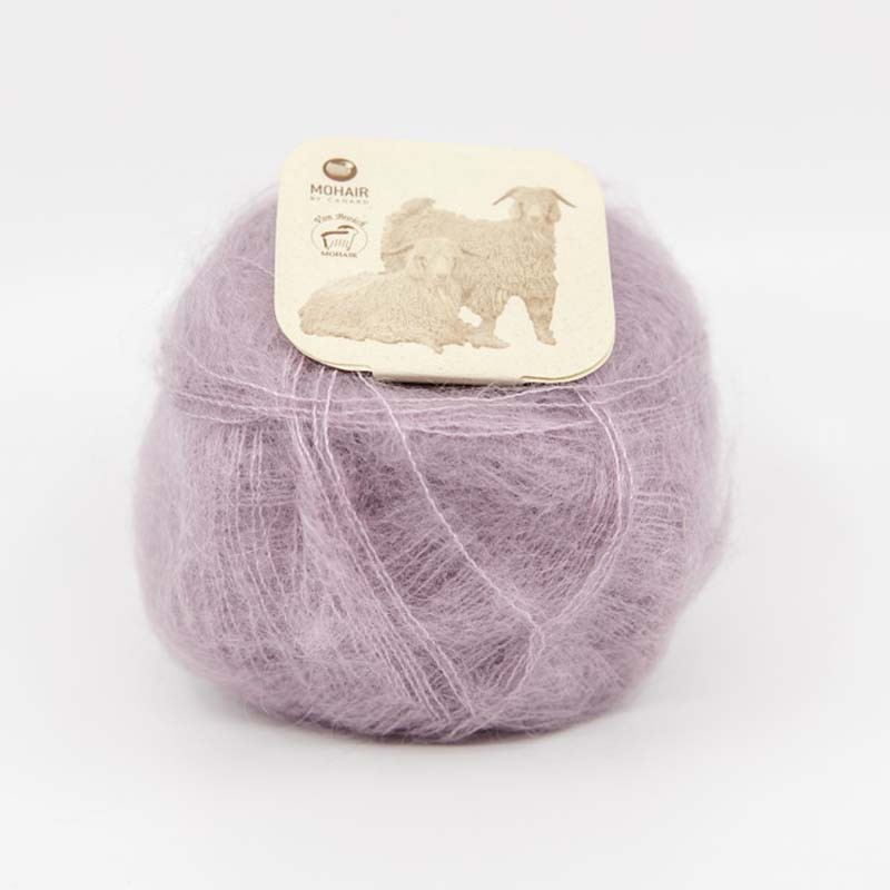 Mohair by Canard Brushed Lace Magnolia 3011
