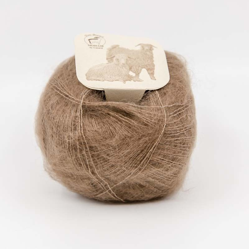 Mohair by Canard Brushed Lace Bark 3003