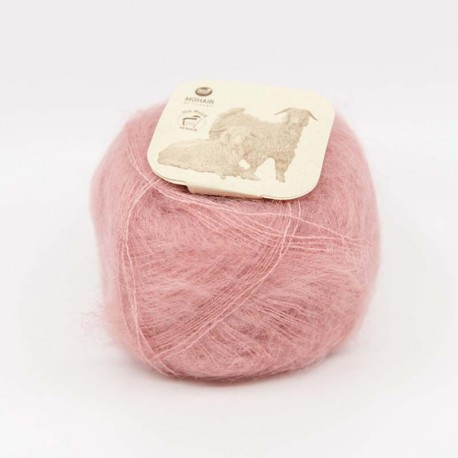 Mohair by Canard Brushed Lace Rustik Rosa 3022